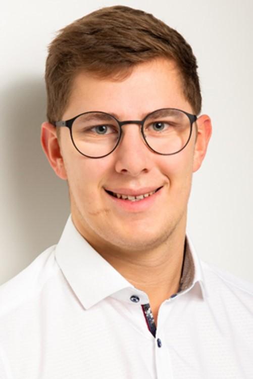 Stefan Kleinschrodt - Werkstudent Studium der Wirtschaftsinformatik