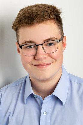 Paul Achter - Auszubildender IT-Systemkaufmann