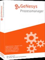 GeNesys Prozessmanager - Individuell anpassbare Geschäftsprozesse für absolute Klarheit