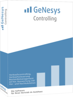 GeNesys Controlling - Eine intuitiv bedienbare Datenbank für alle Prozesse