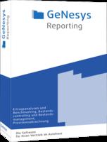 GeNesys Reporting - Grafische Aufbereitung Ihrer Zahlen für schnelle Entscheidungen