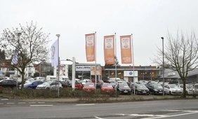 Autohaus Kuhn + Witte in Buchholz: Die Entscheider steuern den Vertrieb mittels Kennzahlen standortübergreifend.